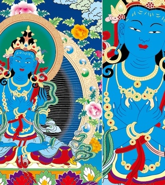 dharmakaya vajradhara thangka vector ai contempt for those who claim to copyright