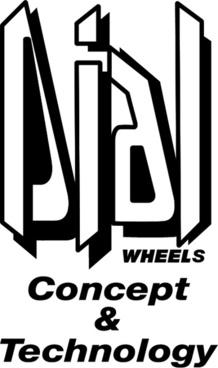 dial wheels