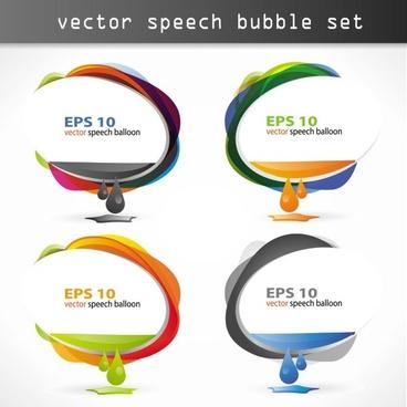 dialogue balloon dialog 04 vector