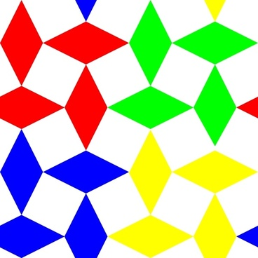 Diamond Squares 3 Pattern clip art