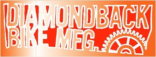 diamondback bike mfg