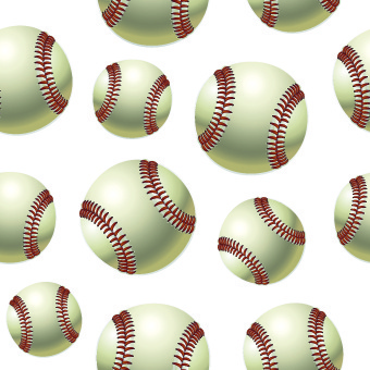 different ball backgrounds