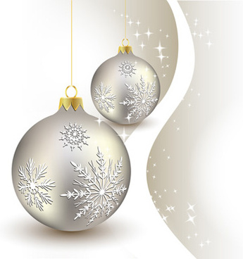 different christmas elements vector collection