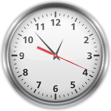 different clock design vector