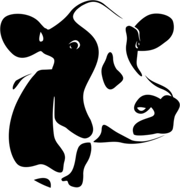 cow free vector download 311 free vector for commercial use rh all free download com dairy cow silhouette clipart free dairy cow clipart
