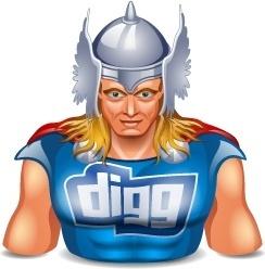 Digg thor