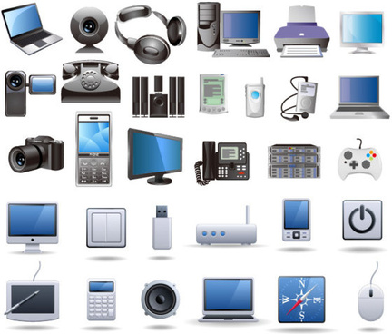 digital products icon vector