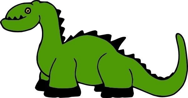 Dinosaur Cartoon clip art