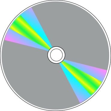 Disc clip art