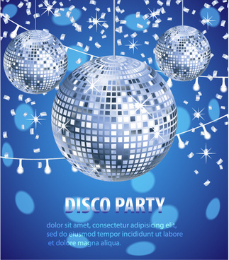 disco dance party invitation free vector download 3 779 free vector