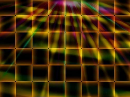 disco weaving pattern