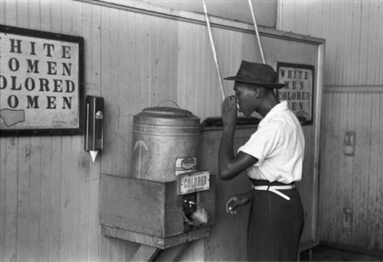 discrimination racism people of color