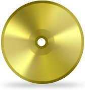 Disk CD R