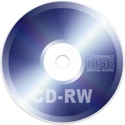 Disk CD RW