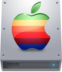 Disk HDD Apple
