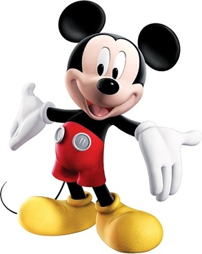 disney mickey mouse psd