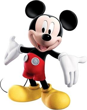 disney mickey mouse psd