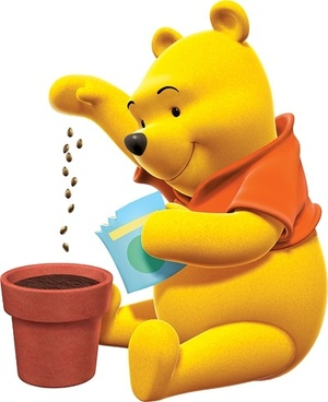 disney winnie the pooh psd