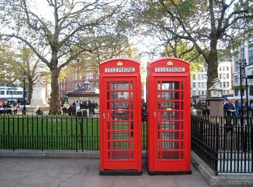 dispensary london red telephone box