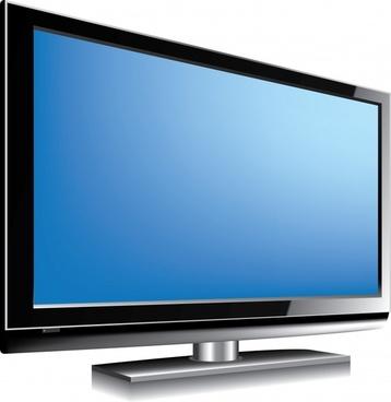 screen icon modern colored 3d design