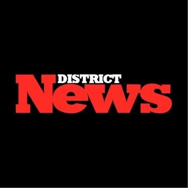 district news set vector