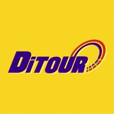 ditour vector logo