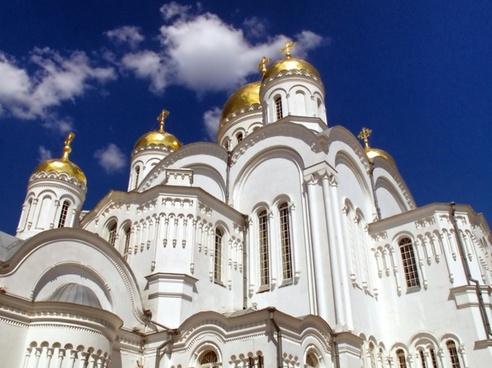 diveevo russia church