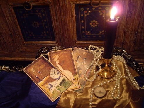divination cards