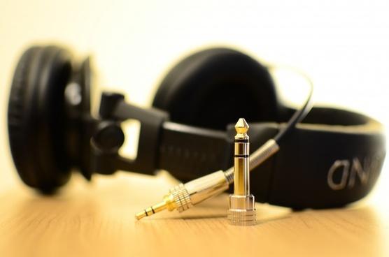 dj headphones music headset