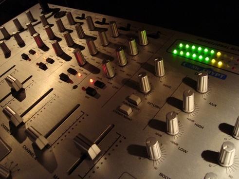 Dj Mixer Free Stock Photos Download 37 For
