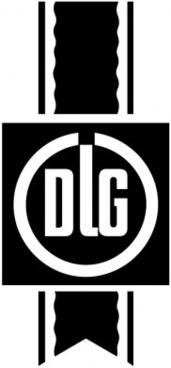 dlg shiny logo vector