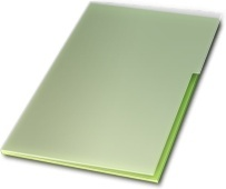 Documents ferme vert