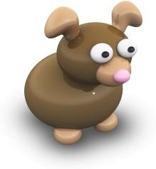 DogPorcelaine