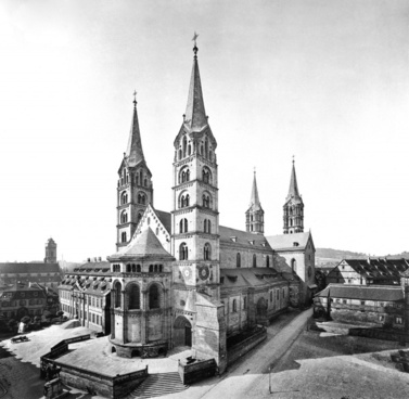 dom church bamberg cathedral