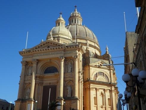 dome church dome gozo