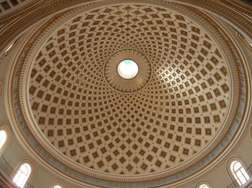 dome ornaments structure