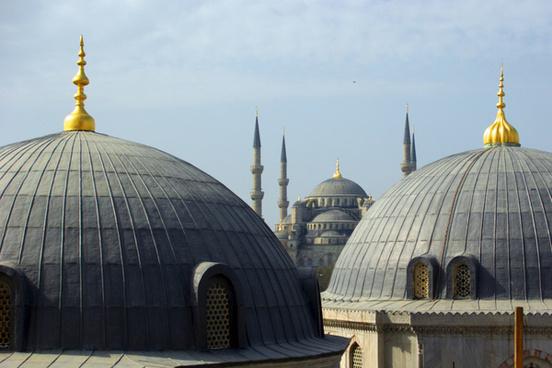 domes minarets amp finals
