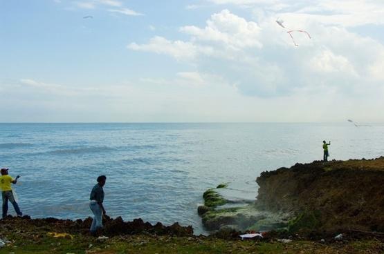 dominican republic sea ocean