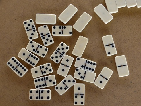 domino stones dominoes