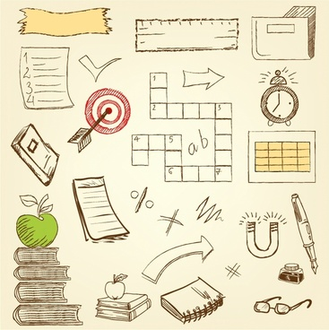 Doodle free vector download (295 Free vector) for commercial