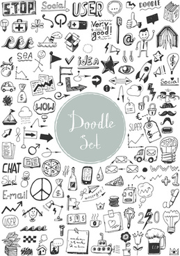 Doodle free vector download (288 Free vector) for commercial use ...