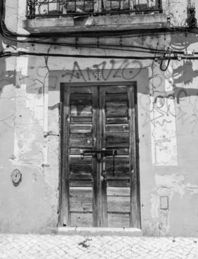 door decadence facade
