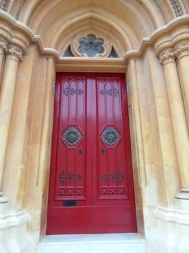 door input portal