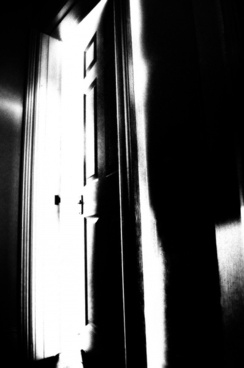 door into the unknown