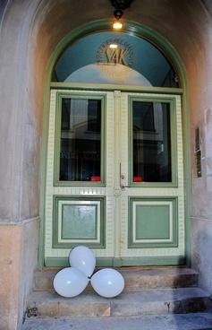 door old door entrance