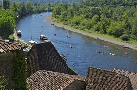 dordogne france river