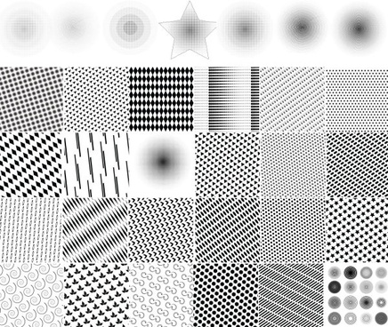 dot pattern background vector diagram u0026amp