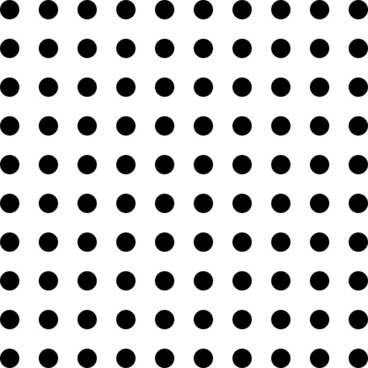 Dots Square Grid 05 Pattern clip art