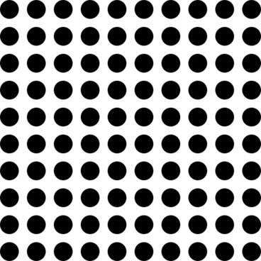 Dots Square Grid 07 Pattern clip art