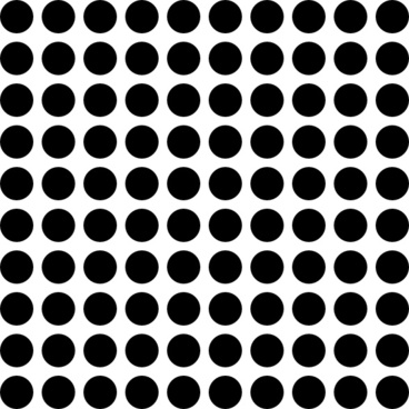 Dots Square Grid 08 Pattern clip art
